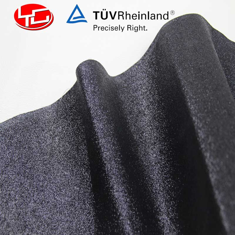 glitter leather fabric
